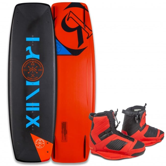 PACHET WAKEBOARD RONIX 2016 DISTRICT PARK 138 WAKEBOARD + COCKTAIL BOOTS