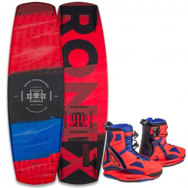 PACHET WAKEBOARD RONIX 2016 LIMELIGHT 136 WAKEBOARD + LIMELIGHT BOOTS