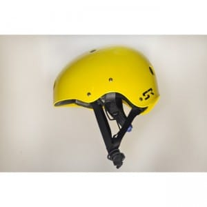 CASCA PROTECTIE SHRED READY 2016 AHM RENTAL HELMET YELLOW
