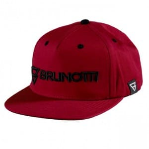 SAPCA WAKEBOARD BRUNOTTI 2016 RDP 6 PANEL CAP UNI RED