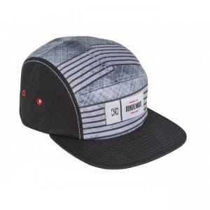 SAPCA WAKEBOARD RONIX 2016 THE DOM - 5 PANEL HAT
