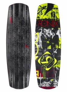 PLACA WAKEBOARD RONIX 2015 FIBRA STICLA ONE TIME BOMB