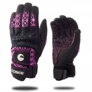 MANUSI WAKESURF CONNELLY 2016 WOMENS SP GLOVE - PINK