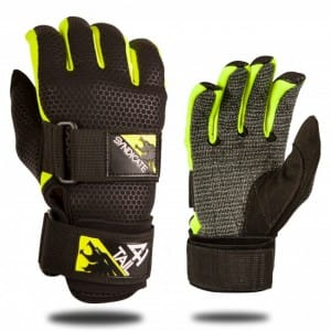 MANUSI WAKESURF HO SPORTS 2016 41 TAIL GLOVE - YELLOW