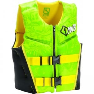 VESTA WAKEBOARD CWB 2016 BOY'S YOUTH NEO VEST