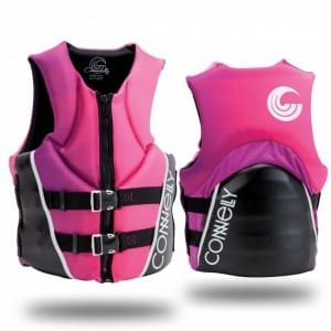 VESTA WAKEBOARD CONNELLY 2016 WOMEN'S ASPECT NEO VEST