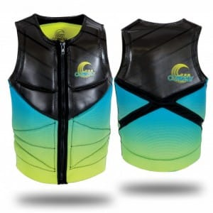 VESTA WAKEBOARD CONNELLY 2016 TEAM VEST