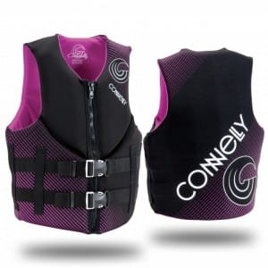 VESTA WAKEBOARD CONNELLY 2016 WOMEN'S PROMO NEO VEST