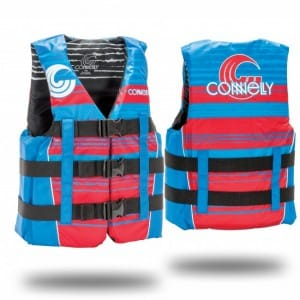 VESTA WAKEBOARD CONNELLY 2016 TEEN NYLON VEST