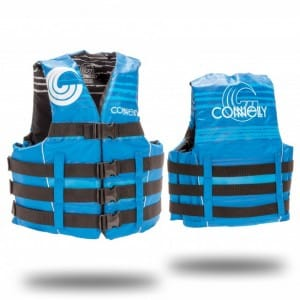 VESTA WAKEBOARD CONNELLY 2016 PROMO 4 BUCKLE VEST
