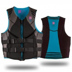 VESTA WAKEBOARD HO SPORTS 2016 WMNS PURSUIT NEO VEST