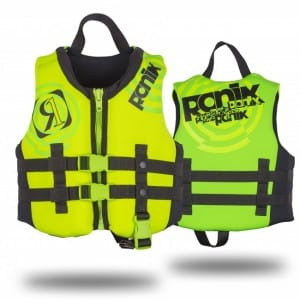 VESTA WAKEBOARD RONIX 2016 VISION BOY'S CHILD VEST