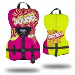 VESTA WAKEBOARD RONIX 2016 AUGUST GIRL'S TODDLER VEST