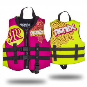 VESTA WAKEBOARD RONIX 2016 AUGUST GIRL'S CHILD VEST