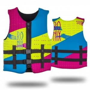 VESTA WAKEBOARD RONIX 2016 AUGUST GIRL'S YOUTH VEST
