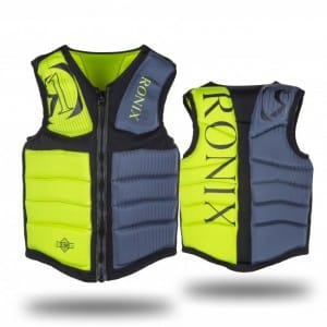 VESTA WAKEBOARD RONIX 2016 ONE CUSTOM FIT IMPACT VEST