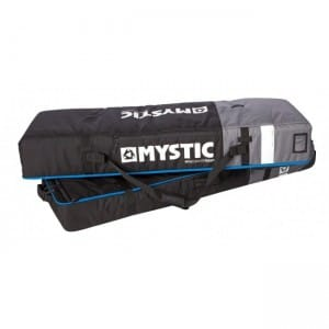 GEANTA PROTECTIE WAKEBOARD  MYSTIC 2016 AMMO TWIN BOX - BLACK - 1.60M