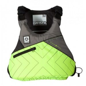 VESTA MYSTIC 2016 SUP ENDURANCE FLOAT VEST - BLACK
