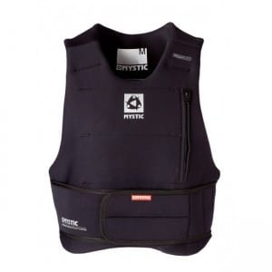 VESTA WAKEBOARD MYSTIC 2016 IMPACT WEIGHT VEST - BLACK