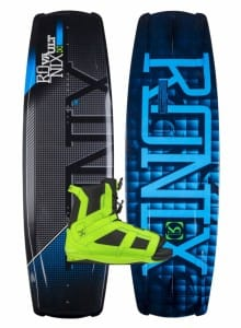 PACHET WAKEBOARD RONIX 2015 VAULT WAKEBOARD + DISTRICT BOOTS