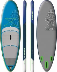 PLACA SUP GONFLABILA STARBOARD 2016 ALL ROUND WHOOPER - STAND UP PADDLEBOARD