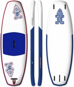 PLACA SUP GONFLABILA STARBOARD 2016 SUP POLO 9'5'' X 36'' X 4'75'' - STAND UP PADDLEBOARD