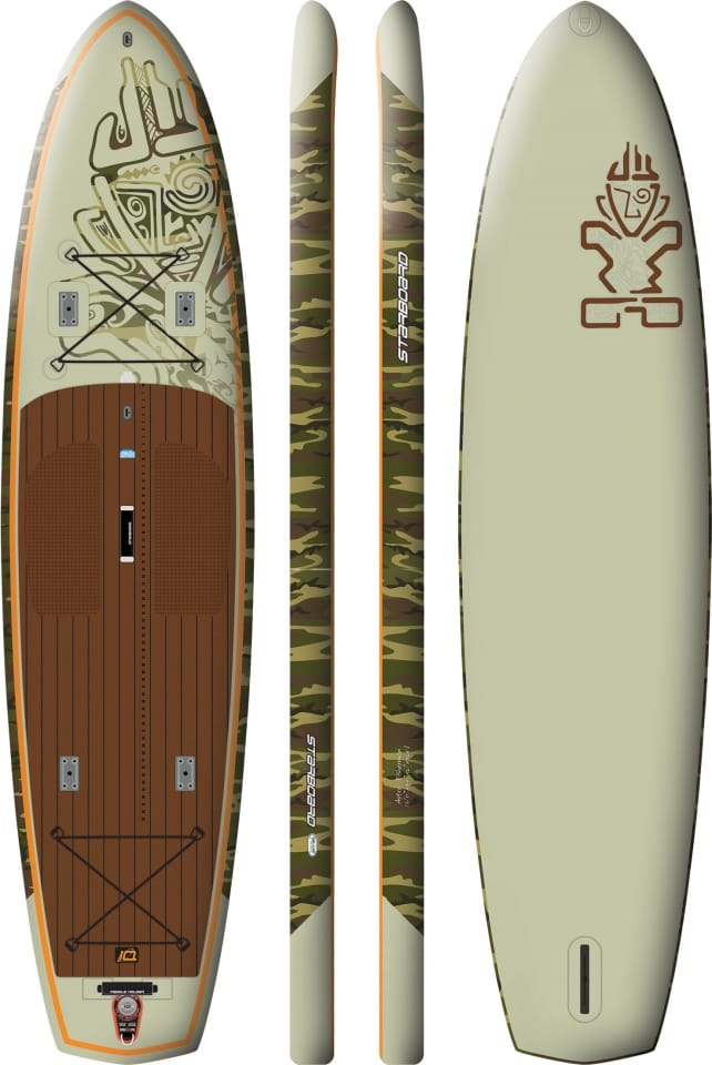 PLACA SUP GONFLABILA STARBOARD 2016 SPORTSMAN 12'0'' X 34'' X 6'' - STAND UP PADDLEBOARD