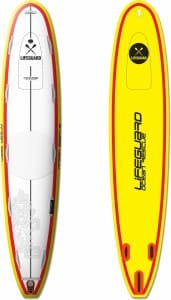 PLACA SUP GONFLABILA STARBOARD 2016 OCEAN RESCUE 12'0'' X 28'' X 6'' - STAND UP PADDLEBOARD