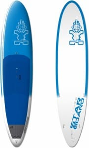 PLACA SUP RIGIDA STARBOARD 2016 BLEND AST ELECTRIC 11'2'' X 30'' X 4'4'' - STAND UP PADDLEBOARD