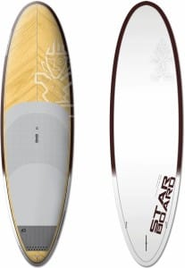 PLACA SUP RIGIDA STARBOARD 2016 AVANTI WOOD 11'2'' X 36'' X 4'8'' - STAND UP PADDLEBOARD