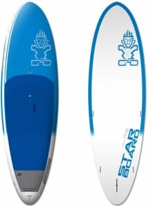 PLACA SUP RIGIDA STARBOARD 2016 WHOOPER AST ELECTRIC 10'0'' X 34'' X 4'3'' - STAND UP PADDLEBOARD
