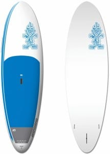 PLACA SUP RIGIDA STARBOARD 2016 WHOOPER STARSHOT 10'0'' X 34'' X 4'3'' - STAND UP PADDLEBOARD