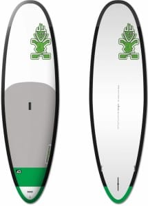 PLACA SUP RIGIDA STARBOARD 2016 WHOOPER ASAP 10'0'' X 34'' X 4'3'' - STAND UP PADDLEBOARD