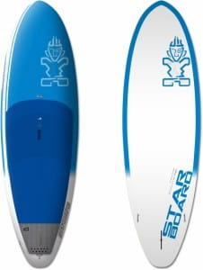 PLACA SUP RIGIDA STARBOARD 2016 WHOOPER AST ELECTRIC 9'5'' X 33'' X 4'4'' - STAND UP PADDLEBOARD