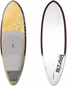 PLACA SUP RIGIDA STARBOARD 2016 HERO WOOD 9'0'' X 33'' X 4'2'' - STAND UP PADDLEBOARD