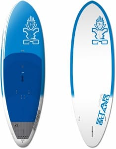 PLACA SUP RIGIDA STARBOARD 2016 HERO AST ELECTRIC 9'0'' X 33'' X 4'2'' - STAND UP PADDLEBOARD