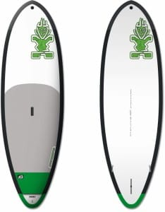 PLACA SUP RIGIDA STARBOARD 2016 HERO ASAP 9'0'' X 33'' X 4'2'' - STAND UP PADDLEBOARD