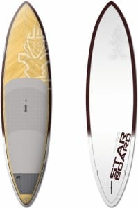 PLACA SUP RIGIDA STARBOARD 2016 WIDE POINT WOOD - STAND UP PADDLEBOARD