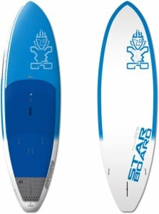 PLACA SUP RIGIDA STARBOARD 2016 WIDE POINT AST ELECTRIC - STAND UP PADDLEBOARD
