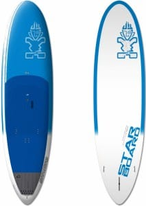 PLACA SUP RIGIDA STARBOARD 2016 ELEMENT AST ELECTRIC 9'8'' X 30'' X 4'1'' - STAND UP PADDLEBOARD
