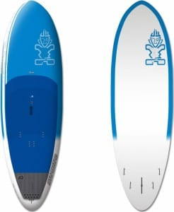 PLACA SUP RIGIDA STARBOARD 2016 POCKET AST ELECTRIC 8'5'' X 30'' X 4'3'' - STAND UP PADDLEBOARD