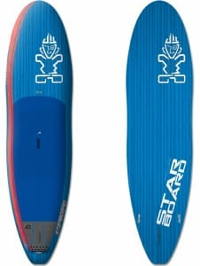 PLACA SUP RIGIDA STARBOARD 2016 NUT BLUE CARBON - STAND UP PADDLEBOARD