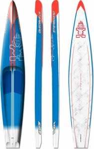 PLACA SUP RIGIDA STARBOARD 2016 SPRINT - STAND UP PADDLEBOARD