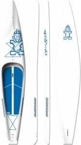 PLACA SUP RIGIDA STARBOARD 2016 ELITE TOURING STARSHOT - STAND UP PADDLEBOARD