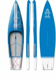 PLACA SUP RIGIDA STARBOARD 2016 POCKET TOURING HYBRID CARBON 10'6'' X 29'5'' - STAND UP PADDLEBOARD