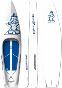PLACA SUP RIGIDA STARBOARD 2016 POCKET TOURING STARSHOT 10'6'' X 29'5'' - STAND UP PADDLEBOARD