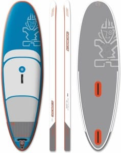 PLACA SUP RIGIDA STARBOARD 2016 WINDSUP INFLATABLE ZEN - STAND UP PADDLEBOARD