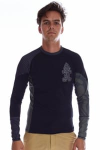 BLUZA SUP STARBOARD 2016 LONG SLEEVE LYCRA
