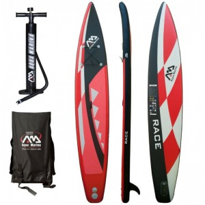 PLACA SUP AQUA MARINA 2016 RACE INFLATABLE SUP BOARD PACKAGE