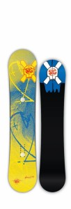 PLACA SNOWBOARD SG 2016 SHRED